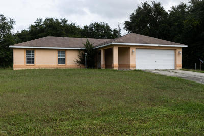 Marion Oaks North, Marion Oaks Rnc, Marion Oaks South Rental For Rent: 3971 SW 130th Loop