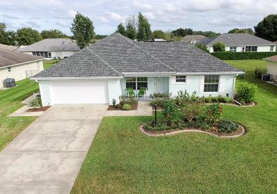 Marion County Single Family Home For Sale: 4645 NW 30 Place