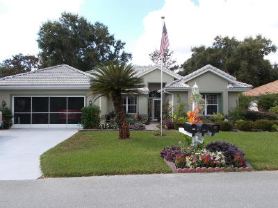 Oak Run, Oak Run Eagles Point Single Family Home For Sale: 11482 SW 82nd Terrace