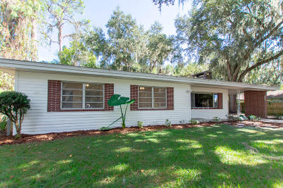 Ocklawaha Single Family Home For Sale: 12345 SE 135th Court