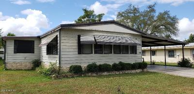 Ocala Mobile/Manufactured For Sale: 400 NE 64 Avenue