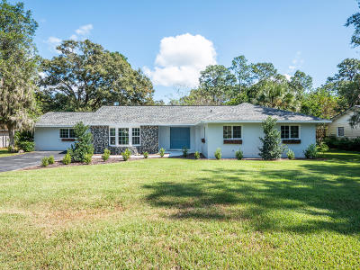 Ocala Single Family Home For Sale: 501 SE 52nd Ave