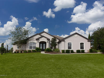 Ocala Single Family Home For Sale: 10984 SW 48th Terrace