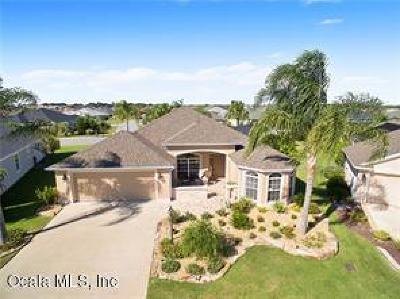 The Villages Single Family Home Pending: 2107 Altair Path