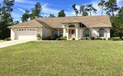 Ocala FL Single Family Home For Sale: $259,900