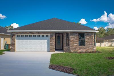 Ocala Single Family Home For Sale: 2135 NE 37th Court