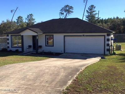 Marion Oaks North, Marion Oaks South, Marion Oaks Rnc Single Family Home For Sale: 4140 SW 162nd Place