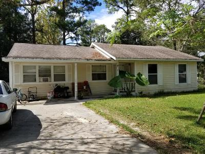 Ocala Single Family Home For Sale: 810 NW 59th Court