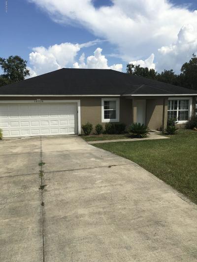 Ocala FL Single Family Home For Sale: $129,000
