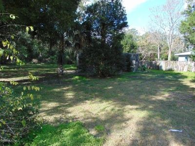 Belleview Residential Lots & Land For Sale: 5849 SE Drew Road