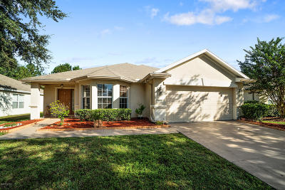 Ocala Single Family Home For Sale: 5431 SW 42nd Place