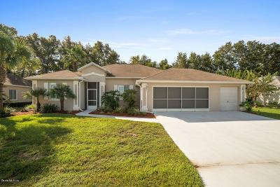 Ocala Palms Single Family Home For Sale: 5632 NW 18th Street
