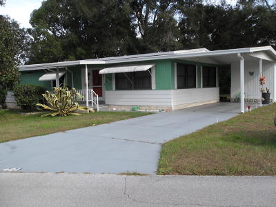 Ocala Mobile/Manufactured For Sale: 601 NE 62nd Terrace