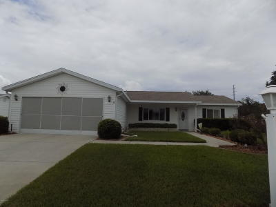 Spruce Creek So Single Family Home For Sale: 9565 SE 173rd Place