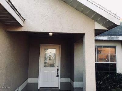 Ocala Single Family Home For Sale: 9 Dogwood Trail Way
