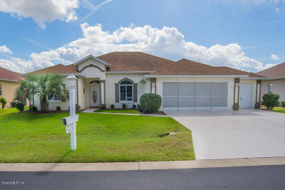 Ocala Single Family Home For Sale: 5692 NW 27th Place
