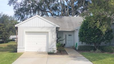 Ocala Condo/Townhouse For Sale: 2434 SW 20th Court