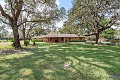 Single Family Home For Sale: 33000 Sahara Court