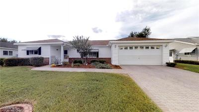 Spruce Creek So Single Family Home For Sale: 17594 SE 95th Circle