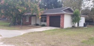 Ocala Single Family Home For Sale: 9312 SE Maricamp Road