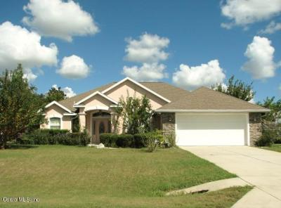 Majestic Oaks Single Family Home For Sale: 5555 SW 87th Lane