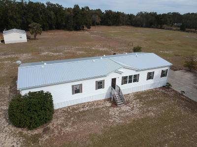 Mobile/Manufactured For Sale: 11533 SE 128th Place Road