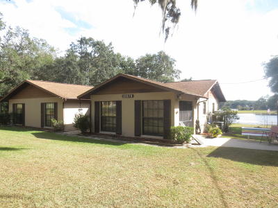 Ocklawaha Single Family Home For Sale: 16678 SE 54th Street
