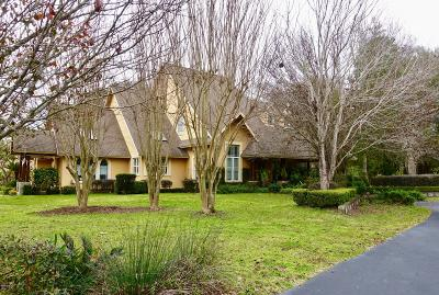 Marion County Single Family Home For Sale: 16638 W Hwy 329