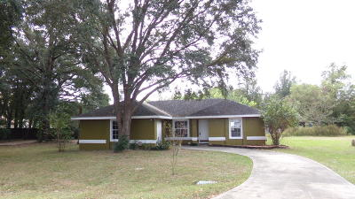 Ocala Single Family Home For Sale: 5 Almond Pass Court