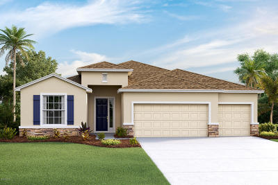 Ocala Single Family Home For Sale: 4619 SW 62nd Place