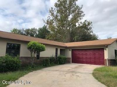 Ocala Single Family Home For Sale: 5180 SE 26th Street