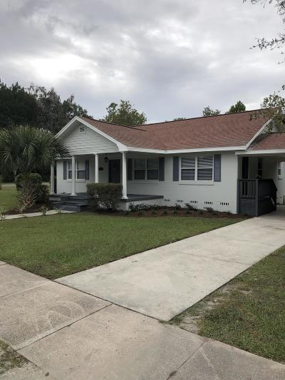 Dunnellon Single Family Home For Sale: 11948 Hale Street