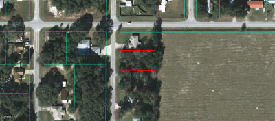 Belleview Residential Lots & Land For Sale: SE 102nd Court