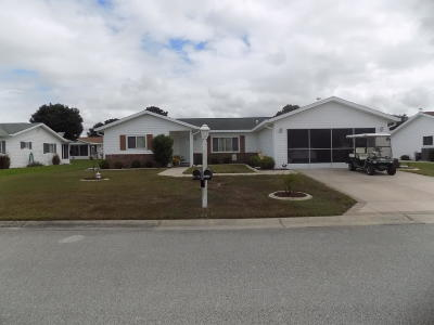 Spruce Creek So Single Family Home For Sale: 17769 SE 96th Court
