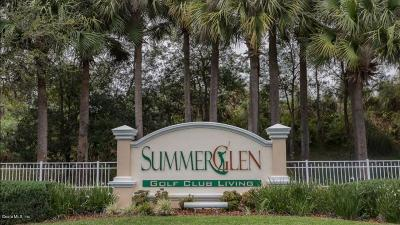 Summerglen Single Family Home For Sale: 15951 SW 14th Avenue Road
