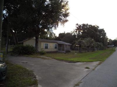 Ocklawaha Single Family Home Pending: 18380 SE 52 Place