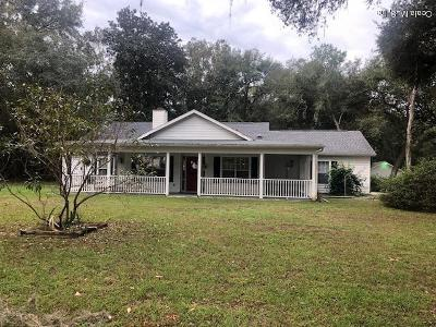 Silver Springs Single Family Home For Sale: 3710 NE 70th Avenue