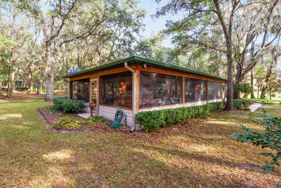 Marion County Farm For Sale: 5455 W Hwy 329