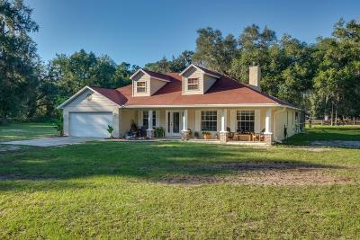 Marion County Farm For Sale: 15121 E Highway 316