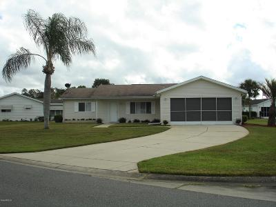 Summerfield FL Single Family Home Pending: $164,900