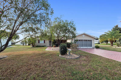 Spruce Creek So Single Family Home For Sale: 10690 SE 176th Street