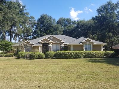 Dalton Woods Single Family Home For Sale: 5095 SE 47th Court Road