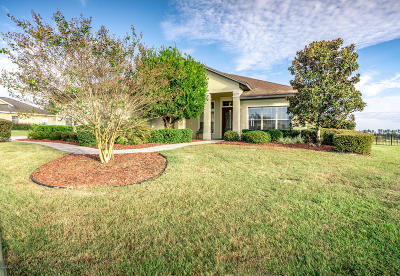 Belleview Single Family Home Pending: 9522 SE 61st Terrace