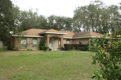 Ocklawaha Single Family Home For Sale: 21 Guava Lane Place