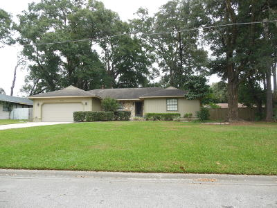 Single Family Home For Sale: 3621 SE 26th Avenue