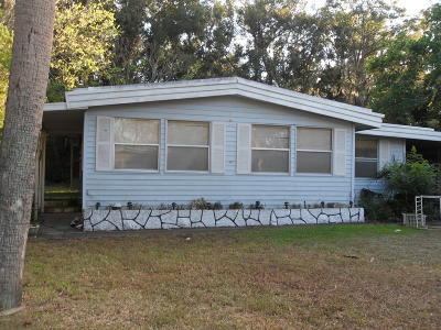 Ocala Mobile/Manufactured For Sale: 6420 NE 1st Place