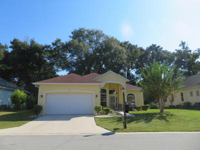 Oak Run, Oak Run Eagles Point Single Family Home For Sale: 10869 SW 71st Circle