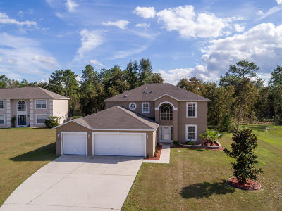 Ocala Single Family Home For Sale: 5760 SW 117th Lane Road