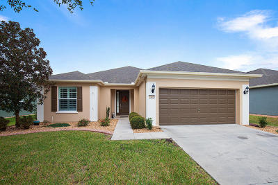 Ocala Single Family Home For Sale: 7408 SW 98th Court