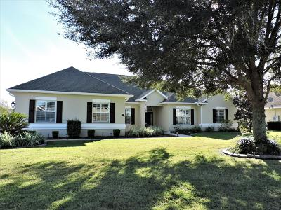 Ocala Single Family Home For Sale: 4744 SE 35 Street